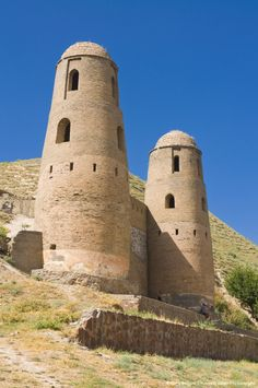 Fortress of Hissar, Tajikistan, Central Asia