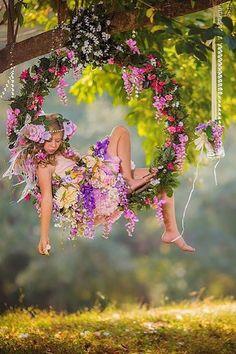 Magnificent Wedding Flower Wreath Photos ❤ See more: http://www.weddingforward.com/wedding-flower-wreath-photos/ #weddingforward #bride #bridal #wedding
