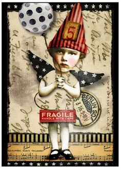 Fragile Five by Two Dresses Studio