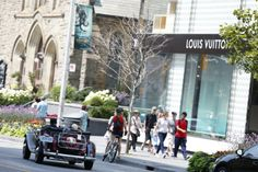 yorkville bloor toronto - Google Search Yorkville Toronto, Street View, Google Search