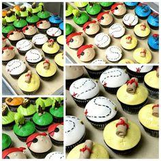 Complaciendo a los pequeños de la casa con unos cupcakes de Jake y los Piratas…
