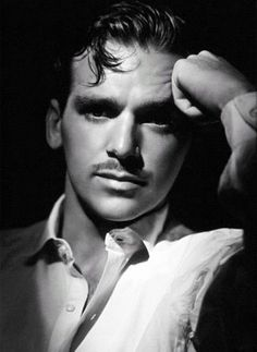 Douglas Fairbanks, Jr. in a photo by George Hurrell, 1938