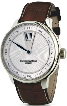 Christopher Ward C9 Harrison Jumping Hour watch