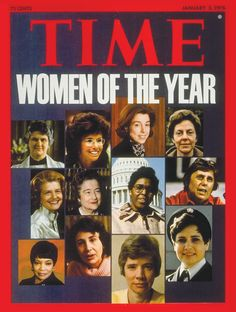 From Wallis Simpson to the Ebola Fighters, these women have changed the world. 1975: American Women