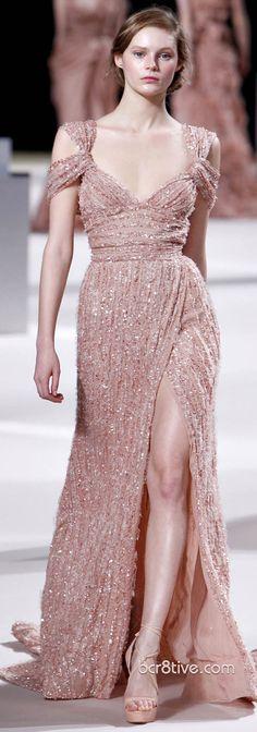Elie Saab Spring Summer 2011 Haute Couture