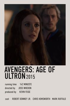 Avengers: Age of Ultron [2015]