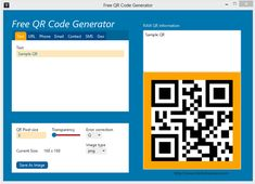 Free Qr Code Generator, Used Tools, Useful Life Hacks, Software, User Interface, How To Look Better, Coding, Commonwealth Bank, Windows Xp