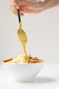 Queso para nachos danzadefogones.com