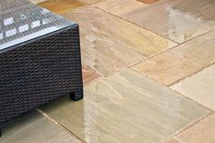 Autumn Brown Sandstone Paving will transform you garden from only Incl VAT with FREE* Delivery available! Patio Kits, Sandstone Paving, Patio Slabs, Garden Paving, Paving Stones, Patio Design, Earthy, Natural Stones, Choices