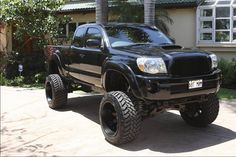 toyota tacoma 2015 lifted -
