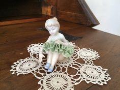 Ballerina in miniatura / vintage bomboniera / arredo cameretta / arredo salotto…