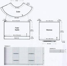 patrón de suéter de torsade