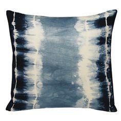 Shibori Decorative Pillow