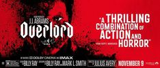 Bloody, gory, R rated violent thrill ride of a movie finds American paratroopers in France before D-Day discovering a Nazi lab full of deformed bodies and horrific experiments turning dead enemy soldiers into Nazi Zombies! I usually don't like explicit gore and blood but somehow here it seems like it belongs. Wicked fun. Billy Ray, Paratrooper, D Day, Zombies, Good Movies, Soldiers, I Movie, Turning, Lab