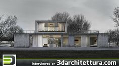 George Daou, 3d, render, architecture, 3darchitettura http://www.3darchitettura.com/george-daou/