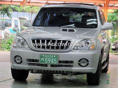 2001 Hyundai Terracan JX250