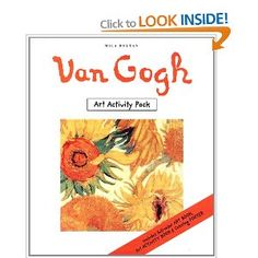 Art Activity Pack: Van Gogh: Mila Boutan: 9780811813129: Books - Amazon.ca