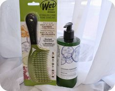 New! Biolage Cleansing Conditioner & The Wet Brush Detangling Comb - Shear Glam Life