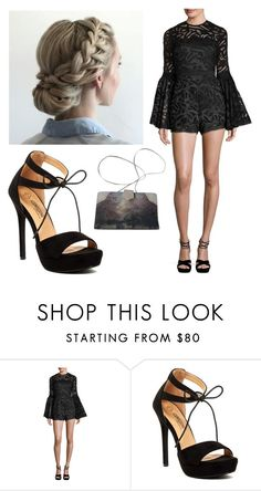 """Untitled #236"" by amory-eyre ❤ liked on Polyvore featuring L'Oréal Paris, Alexis and Jamin Puech"