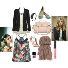 Pretty Little Liars inspired outfit - with http://dressapp.tv