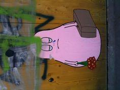 my pink sad neighbour, Zurich West Zurich, Bipolar, Beast, Lunch Box, Feels, Sad, Pink, Bento Box, Pink Hair