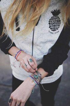 Tropic Hoodie | Pura Vida Bracelets