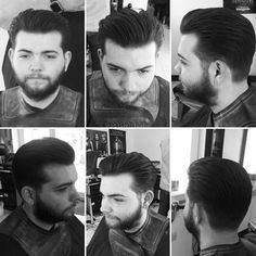 See this Instagram photo by @dodacie @simonconstantinouhairteam #barbershop