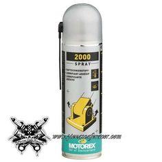 19,9€ - ENVÍO GRATIS - Grasa Sintética en Spray Motorex 2000 500ml
