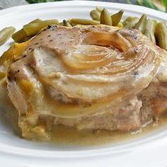 Pork Chops to Live For Allrecipes.com