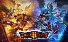 BitvchGamer: Deck Heroes Hack to Add Coins & Gems