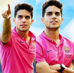Image shared by LexxRenee. Find images and videos about Hottie, Barcelona and bartra on We Heart It - the app to get lost in what you love. Marc Bartra, Football Soccer, Football Players, Dear Future Husband, Jay Park, Fc Barcelona, Neymar, We Heart It, Sexy Men