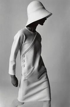 Lanvin, 1966 via StylewithClass & Fabrizia Caracciolo onto Vintage - Iconic - Inspiration