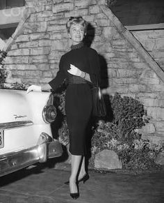 Doris Day 1958 by slr1238.deviantart.com on @DeviantArt