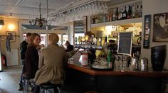 Café Wilder is one of the oldest and most charming cafés in Christia Copenhagen Restaurants, Copenhagen Style, Denmark, Liquor Cabinet, Furniture, Travel Tips, Germany, History, Home Decor