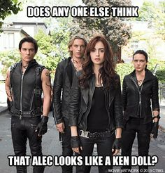 The Mortal Instruments: City of Memes