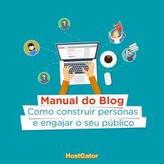 Aprenda a construir personas para produzir conteúdos em seu blog para o público certo e deixar seus leitores engajados. Confira no post do blog!
