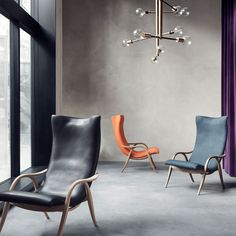 Shop the Signature Chair and more contemporary furniture designs by Carl Hansen & Son at Haute Living. Chair Design, Furniture Design, London Design Festival, Cabinet Makers, Furniture Companies, Danish Design, Room Set, Contemporary Furniture, Interior Design