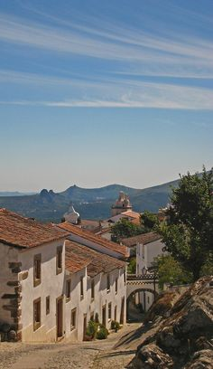 Marvão a village with a very well preserved medieavel castle and walls, Portugal | by Harshil.Shah