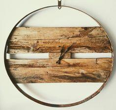 #relojpared #artesanal #diy