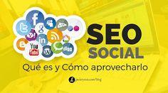 SEO social. Qué es y cómo aprovecharlo  Antes de irnos de fin de semana queremos dejaros el último post, para que podáis tener algo que leer durante el finde ;)  Sobre todo aprende como las redes sociales pueden ayudarte en tu estrategia para mejorar el posicionamiento de tu web o blog.   http://javieryeva.com/seo-social-que-es-como-aprovecharlo/  #seosocial #seo #socialmedia #redessociales #marketing #estrategia #marketingdigital