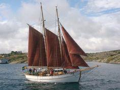Baltic Trader Schooner