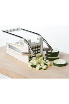 Jumbo Potato Cutter - I'd like to try out one of these!