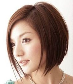 short to medium haircuts for oval faces