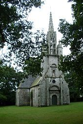 Chapelle Sainte Anne de Fouesnant