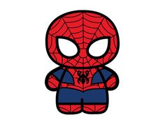 unageek_mug_chibis_spiderman.jpg (620×461)