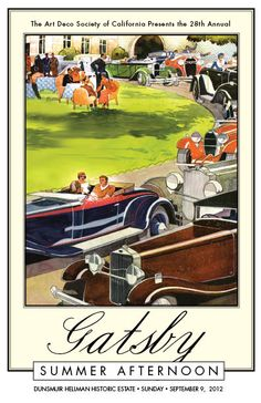 Gatsby Summer Afternoon