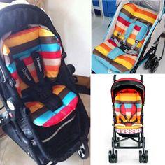 In Quality Confident Kids Activity Gear Baby Stroller Support Cushion Stroller Accessories Cartoon Stroller Seat Pad Pushchair Mattress Padding Superior