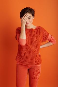 Breezy Crochet Tops for Spring - Sewrella