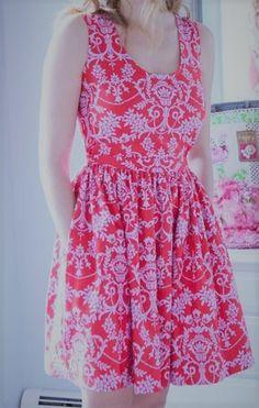 Ράβω μόνη μου εύκολο φόρεμα καλοκαίρι