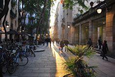 Plaça del Bonsuccés Barcelona